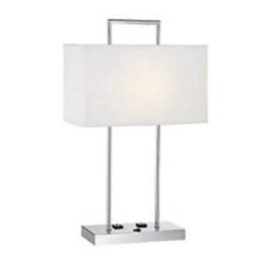 King Nightstand Lamp