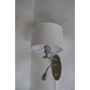Recessed Headboard Light with LED Reading Light for Hotel WL11075