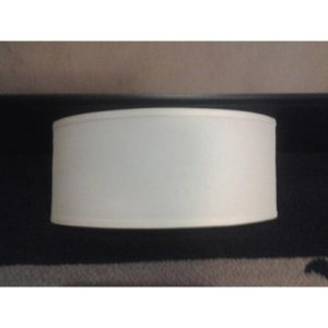 Round Half Shade for Hotel Wall Lamp and Sconce