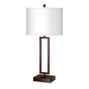 End-Table-Lamp
