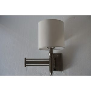 Single Nightstand Wall Lamp for Hampton Inn Forever Young Initiative
